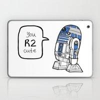 R2CUTIE Laptop & iPad Skin