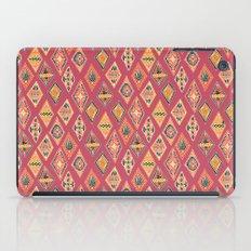 Desert Diamonds Pattern iPad Case