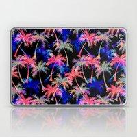 Falling Palms - Nightlight Laptop & iPad Skin