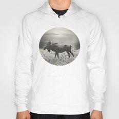 Moose Walk  Hoody