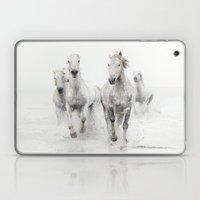 Ghost Riders - Horse Art Laptop & iPad Skin