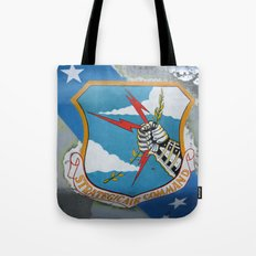 Strategic Air Command - SAC Tote Bag