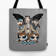 Hell & Back Boys Tote Bag