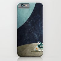 iPhone & iPod Case featuring The Space Gardener by Mark Bird