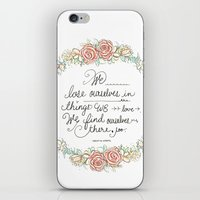 Lose Yourself iPhone & iPod Skin