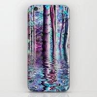 PEACE TREE-TY iPhone & iPod Skin