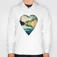 Lost Lake Love Hoody