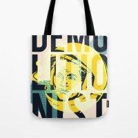 Demolitionist Tote Bag