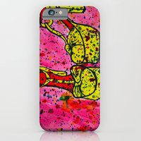 iPhone & iPod Case featuring Shoe-Be-Do 3 by Lisa Brown Gallery