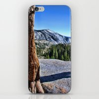Yosemite Park iPhone & iPod Skin
