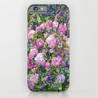 Wild Roses iPhone 6 Slim Case