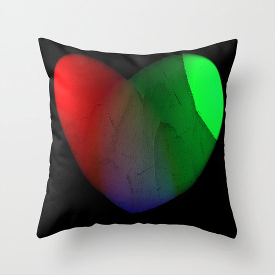 astratto 39 - 013 Throw Pillow