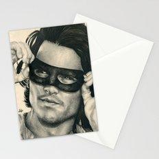 Don Juan de Marco - Johnny Depp Traditional Portrait Print Stationery Cards