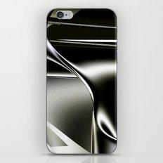 Sinuosity iPhone & iPod Skin