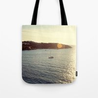 Sailing from the Sun Tote Bag