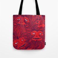 Hairwolves Tote Bag