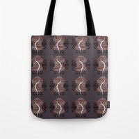 NUTURE Pattern Tote Bag