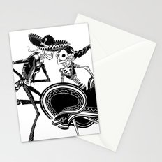 ZAPATEADO Stationery Cards