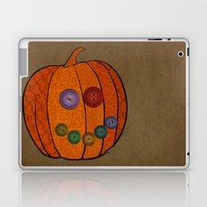 Patterned pumpkin  Laptop & iPad Skin