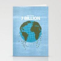 Now Serving 7 Billion Stationery Cards