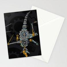 Clockwork Dragon Stationery Cards