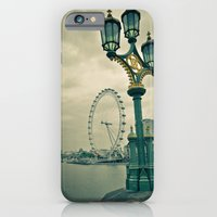 View of the London Eye iPhone 6 Slim Case
