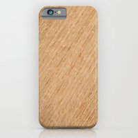 Red Oak Wood iPhone 6 Slim Case