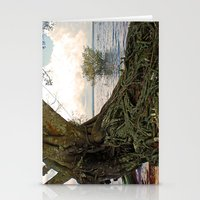 Tree in the Amazon Stationery Cards