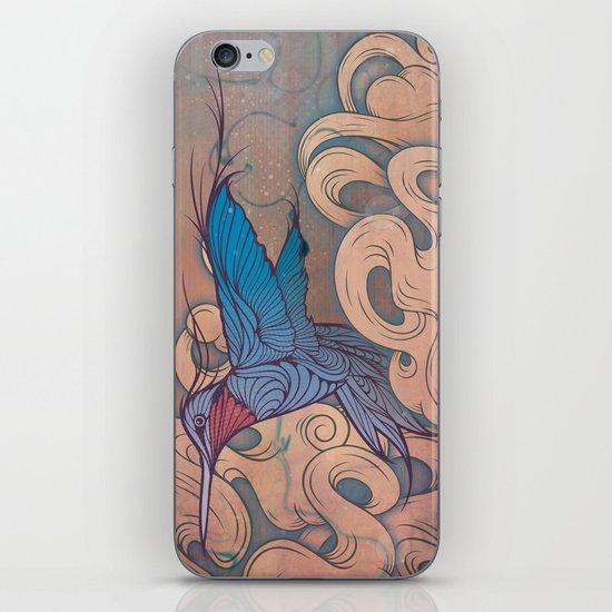 The Aerialist iPhone & iPod Skin