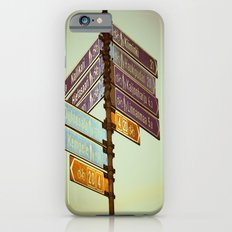 Oh, Suomi (Finland) iPhone 6s Slim Case