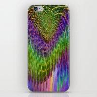 Rainbow Connection iPhone & iPod Skin