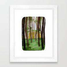 Landscapes / Nr. 5 Framed Art Print