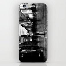 Star Light [Black & White] iPhone & iPod Skin