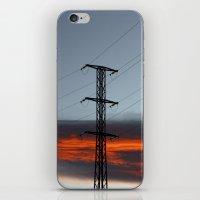 Sky Ii iPhone & iPod Skin