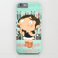 Make up addict iPhone 6 Slim Case
