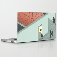 Brain Room Laptop & iPad Skin