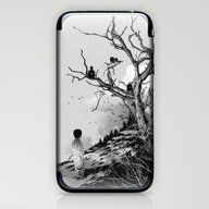 Welcome, Stranger! iPhone & iPod Skin