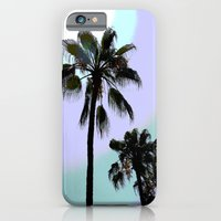 iPhone & iPod Case featuring The Palms  by Ashley Marcy