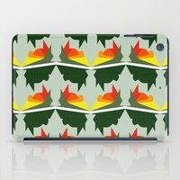 Burning Ships iPad Case