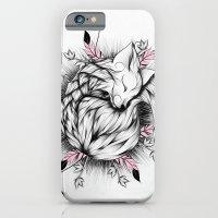 Little Fox Pink Version  iPhone 6 Slim Case