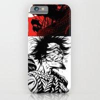 Sea of Red iPhone 6 Slim Case