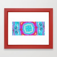 Altered Perceptions 4 Framed Art Print