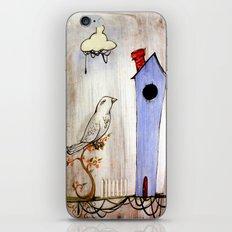 BIRD #3 iPhone & iPod Skin