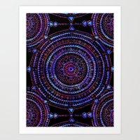 Mandala I Art Print