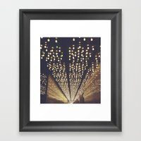 What's the point in winning if you lose Las Vegas? Framed Art Print