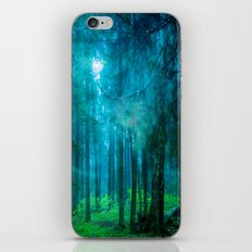 Far from roads #End of the day iPhone & iPod Skin