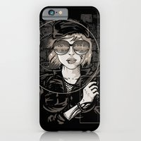 iPhone & iPod Case featuring Dangerous Mind by Letter_q