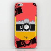 OHH SNAP! iPhone & iPod Skin