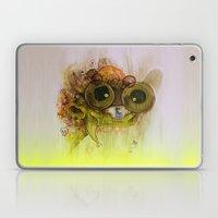 Weedy Playstation Franke… Laptop & iPad Skin