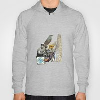 Navigate The Roller Coaster Ride Of Life Hoody